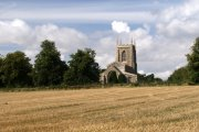 St Andrew's Church, Halton Holegate, Lincolnshire