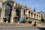 All Saints Church, Stamford, Lincolnshire