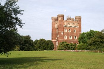Tattershall Castle, Tattershall, Lincolnshire