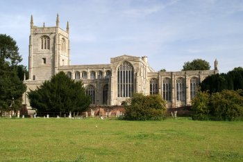 Holy Trinity Church, Tattershall, Lincolnshire