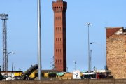 Grimsby Dock Tower, Grimsby, Lincolnshire