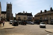 Red Lion Square, Stamford, Lincolnshire