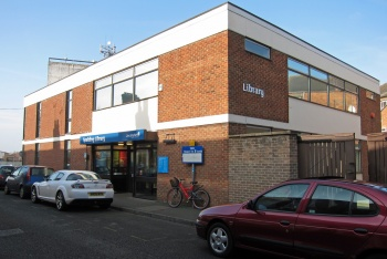 Spalding Library, Spalding, Lincolnshire