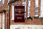 Hansen's Chocolate House, Folkingham, Lincolnshire