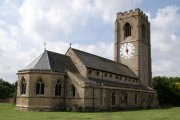 St Michael's Church, Coningsby, Lincolnshire