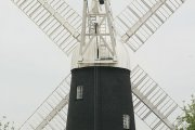 Hewitts Windmill, Heapham, Lincolnshire