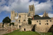 Medieval Bishops' Palace, Lincoln, Lincolnshire