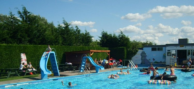 Billinghay Swimming Pool Billinghay Lincolnshire