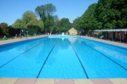 Bourne Outdoor Swimming Pool, Bourne, Lincolnshire