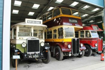 Lincolnshire Road Transport Museum, Lincoln, Lincolnshire