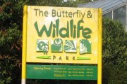 The Butterfly & Wildlife Park, Long Sutton, Lincolnshire