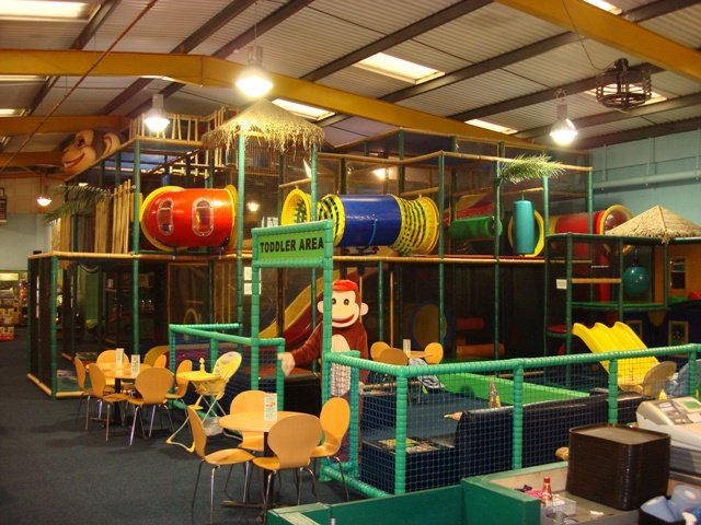 Cheeky Chimps Playzone Scunthorpe Lincolnshire