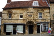 The Jews House, Lincoln, Lincolnshire