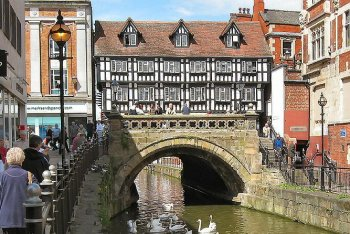 High Bridge, Lincoln, Lincolnshire