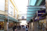The Parishes Shopping Centre, Scunthorpe, Lincolnshire