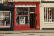 The Little Red Gallery, Lincoln, Lincolnshire
