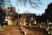St George's Parish Church, Bradley, Lincolnshire