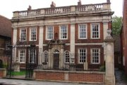 Fydell House, Boston, Lincolnshire