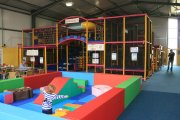 Haystacks Indoor Playbarn, Skegness, Lincolnshire