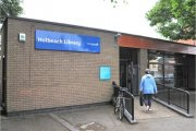 Holbeach Library, Holbeach, Lincolnshire
