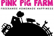 The Pink Pig Farm, Scunthorpe, Lincolnshire