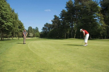 Normanby Hall Golf Course, Scunthorpe, Lincolnshire