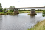 River Trent Dunham Bridge Fishery, Newton on Trent, Lincolnshire