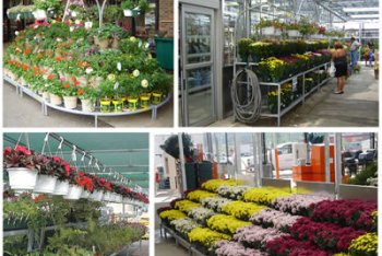Louth Garden Centre, Louth, Lincolnshire