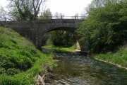Kates Bridge, Bourne, Lincolnshire