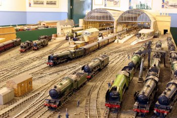 Gainsborough Model Railway, Gainsborough, Lincolnshire
