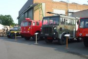 Museum of RAF Firefighting, Scampton, Lincolnshire
