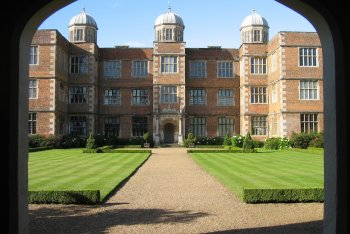Doddington Hall & Gardens, Doddington, Lincolnshire