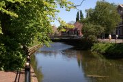 River Welland, Spalding, Lincolnshire