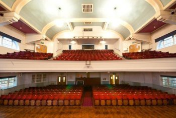 Grimsby Central Hall, Grimsby, Lincolnshire