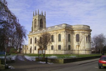 All Saints Parish Church, Gainsborough, Lincolnshire