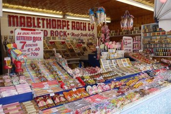 Spanish City Shopping Centre, Mablethorpe, Lincolnshire