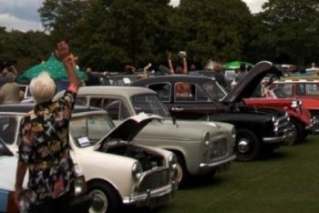 Boston Classic Car Show Kirton Lincolnshire - Boston car show this weekend