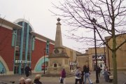 St Marks Shopping Centre, Lincoln, Lincolnshire