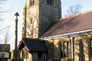 Holy Trinity Parish Church, Gedney Hill, Lincolnshire