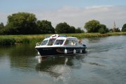 Spalding Water Taxi, Spalding, Lincolnshire