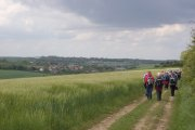 Wolds Walking Festival, Donington on Bain, Lincolnshire