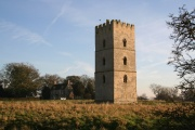 South Kyme Tower, South Kyme, Lincolnshire