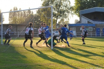 Spalding United FC, Spalding, Lincolnshire