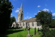 St Andrew's Church, Ewerby, Lincolnshire