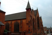 Saint Faith's Church, Lincoln, Lincolnshire