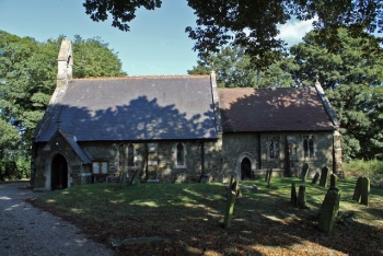 Scamblesby Church, Scamblesby, Lincolnshire