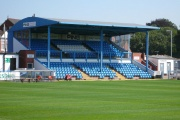 Gainsborough Trinity FC, Gainsborough, Lincolnshire