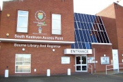 South Kesteven Community Point & Library, Bourne, Lincolnshire