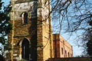 St Peter's Church, Humberston, Lincolnshire