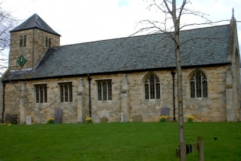 Saint Michael & All Angels Church, Thorpe on the Hill, Lincolnshire